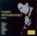 BAZZINI - Spivakovsky - La ronde des lutins op.25