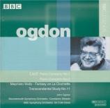 LISZT - Ogdon - Concerto pour piano et orchestre n°1 en mi bémol majeur
