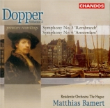 DOPPER - Bamert - Symphonie n°3 'Rembrandt'