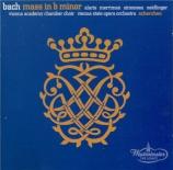 BACH - Scherchen - Messe en si mineur, pour solistes, chœur et orchestre