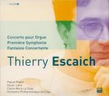 ESCAICH - Rophé - Concerto pour orgue et orchestre