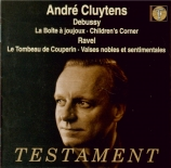 DEBUSSY - Cluytens - La boîte à joujoux, ballet pour enfants L.128 : orc