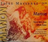 MASSENET - Fournet - Manon (Live Chicago, 29 - 09 - 1973) Live Chicago, 29 - 09 - 1973