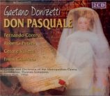 DONIZETTI - Schippers - Don Pasquale (live MET 1956) live MET 1956