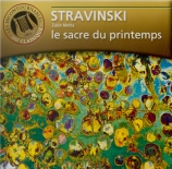STRAVINSKY - Mehta - Le sacre du printemps, ballet pour orchestre
