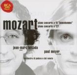 MOZART - Luisada - Concerto pour piano et orchestre n°9 en mi bémol maje