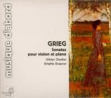 GRIEG - Charlier - Sonate pour violon et piano n°1 op.8