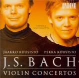 BACH - Kuusisto - Concerto pour deux violons en ré mineur BWV.1043 'Doub