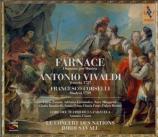 VIVALDI - Savall - Farnace, opéra en 3 actes RV.711
