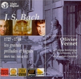1727-1748 : Les grands préludes et fugues