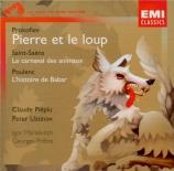 PROKOFIEV - Prêtre - Pierre et le loup, conte symphonique pour enfants