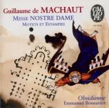 MACHAUT - Bonnardot - Messe de Notre-Dame