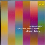 MESSIAEN - Latry - Oeuvres pour orgue (intégrale)