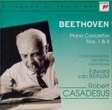 BEETHOVEN - Casadesus - Concerto pour piano n°1 en ut majeur op.15