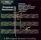 RAUTAVAARA - Segerstam - Sonate pour flûtes et guitare