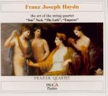 HAYDN - Prazak Quartet - Quatuor à cordes n°36 en la majeur op.20 n°6 Ho