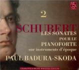 SCHUBERT - Badura-Skoda - Sonate pour piano en mi majeur D.459 'Fünf Kla