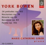 BOWEN - Girod - Preludes (24) op.102