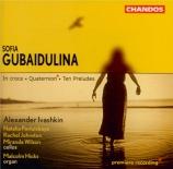GUBAIDULINA - Ivashkin - Dix préludes pour violoncelle seul