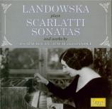 Wanda Landowska Plays Scarlatti Sonatas
