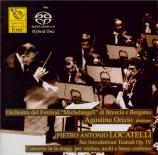 LOCATELLI - Orizio - Sei introduttioni teatrali e sei concerti op.4