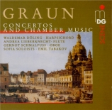 Concertos and Chamber Music