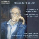 LOKSHIN - Swierczewski - Symphonie n°4 'Sinfonia stretta'