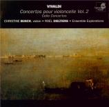 Concertos pour violoncelle vol.2