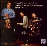 RAVEL - Capuçon - Trio avec piano en la mineur
