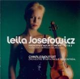 PROKOFIEV - Dutoit - Concerto pour violon n°1 en ré majeur op.19