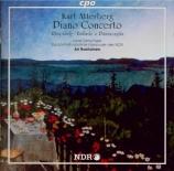 ATTERBERG - Derwinger - Rhapsodie pour piano et orchestre op.1