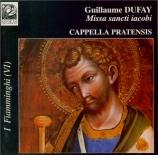 DUFAY - Cappella Praten - Missa 'Sancti Jacobi'