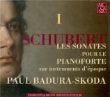 Sonates pour le piano-forte Vol.1