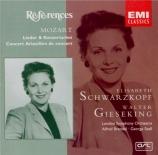 Lieder & Concert Arias