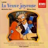 LEHAR - Leenart - Die lustige Witwe (La veuve joyeuse) (en français) en français