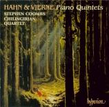 VIERNE - Coombs - Quintette avec piano en ut mineur op.42