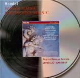 HAENDEL - Gardiner - Water Music HWV.348-350