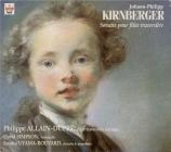 KIRNBERGER - Allain-Dupré - Sonates pour flûte traversière