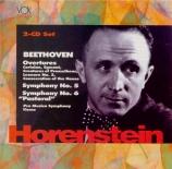BEETHOVEN - Horenstein - Symphonie n°5 op.67