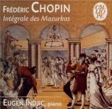 CHOPIN - Indjic - Mazurka pour piano n°24 en do majeur op.33 n°3