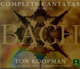 Complete Cantatas Vol.12