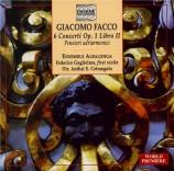 FACCO - Albalonga - Six concerti op.1