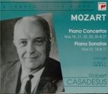 MOZART - Casadesus - Concerto pour piano et orchestre n°18 en si bémol m
