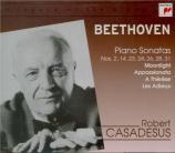 BEETHOVEN - Casadesus - Sonate pour piano n°14 op.27 n°2 'Clair de lune'