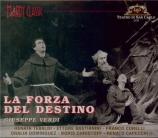 VERDI - Molinari-Pradel - La forza del destino, opéra en quatre actes (v live napoli, 15 - 3 - 1958