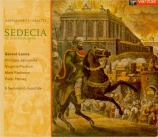 SCARLATTI - Lesne - Sedecia, re di Gerusalemme