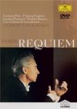 VERDI - Karajan - Messa da requiem, pour quatre voix solo, chœur, et orc Filmé par Clouzot