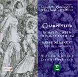 CHARPENTIER - Christie - In Nativitatem Domini Canticum H.416