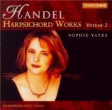Harpsichord Works Vol.2