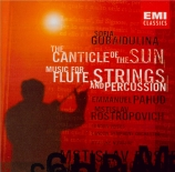 GUBAIDULINA - Rostropovich - The canticle of the sun